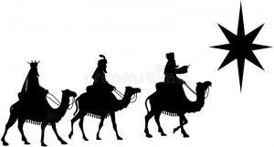 three-wise-men-camel-back-silhouette-illustration-featuring-kings-travelling-east-following-star-bethlehem-35210349